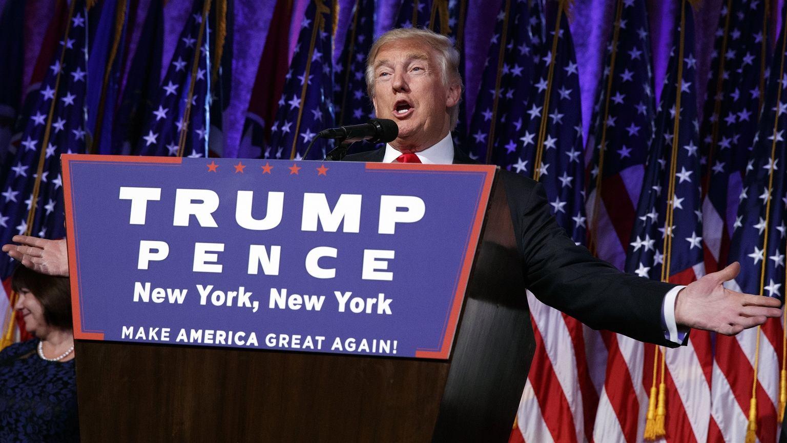 Donald Trump naobiecywał wiele. Teraz musi zacząć spełniać te obietnice