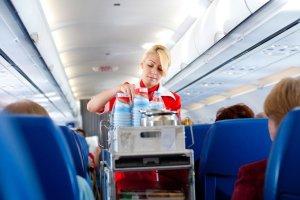 Brak okularów i tatuaży. Jak zostać stewardesą? Jak wygląda praca na pokładzie samolotu i ile można zarobić?