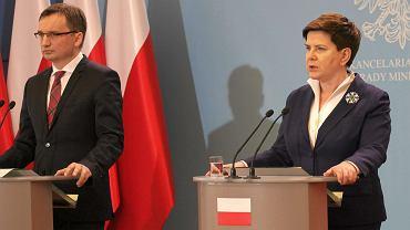 Rząd Beaty Szydło został zwolniony z odpowiedzialności przez prokuraturę