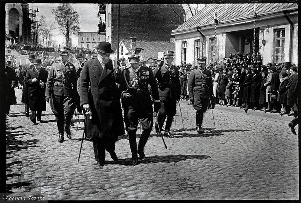 Lipowa w latach 30-tych