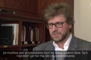 Rosyjski ekspert: Rosja ma nadziej� na ograniczon� operacj� w Syrii