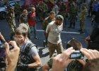 Kopa�a wi�zion� przez separatyst�w kobiet�. Ukrai�cy ju� j� namierzyli
