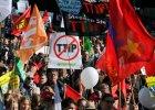 Masowe protesty przeciwko TTIP. 250 tys. osób na ulicach Berlina