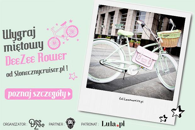Konkurs DeeZee i Lula.pl - wygraj stylowy rower idealny na lato! Jak to zrobi�? Dowiedz si�!