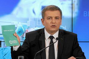 Zielona karta nie pomo�e? Lekarze nie wierz� w pomys�y ministra Ar�ukowicza