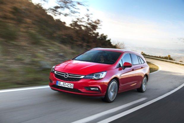 Opel Astra Sports Tourer | Prezentacja modelu | Praktyczne kombi klasy kompakt