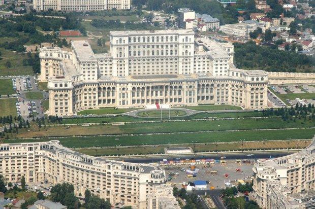 Znalezione obrazy dla zapytania Pałac Parlamentu Bukareszt