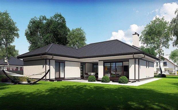 Gotowe projekty dom�w jednorodzinnych parterowych