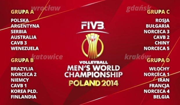 Mistrzostwa Świata w Siatkówce 2014 DVBRip XviD-TROD4T