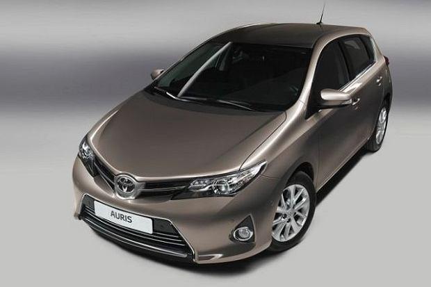 Zdj�cie numer 6 w galerii - Nowa Toyota Auris od 59 900 z�