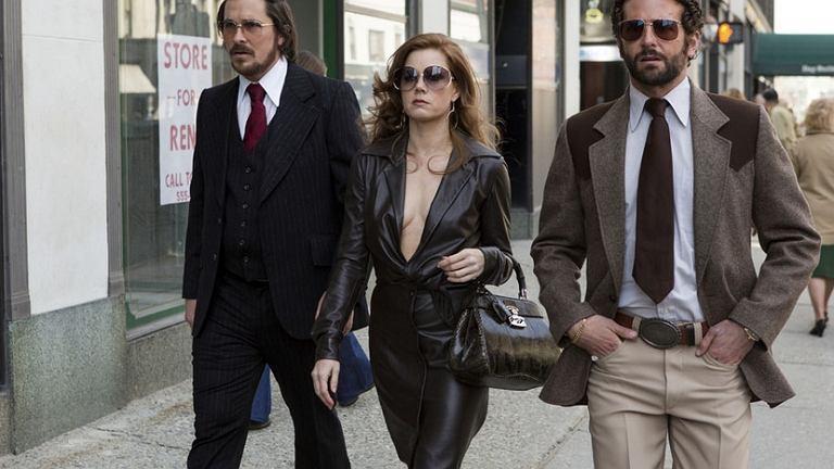 Kadr z filmu 'American Hustle'