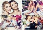 Dwie pi�kne siostry w sesji ok�adkowej dla Harper's Bazaar, czyli Kylie i Dannii Minogue w ko�cu razem! [ZDJ�CIA]