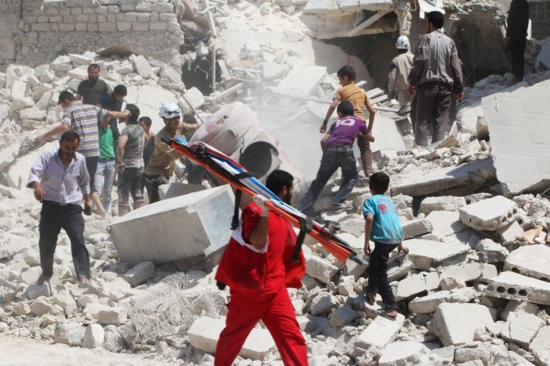 """""""Washington Post"""": Stany Zjednoczone nie robi� nic, by dostarczy� pomoc g�oduj�cym w Syrii"""
