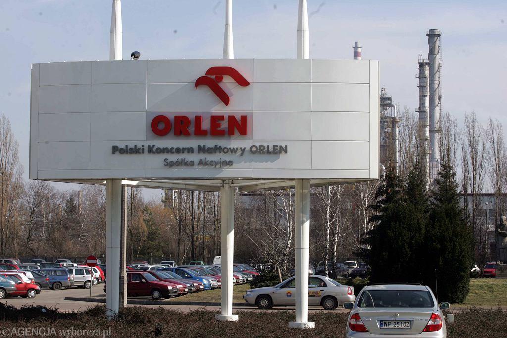 Rafineria Orlen w Płocku
