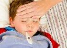 Gorączka u dziecka - jak sobie z nią poradzić?