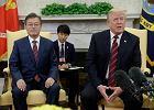 Co z historycznym szczytem? Trump mówi, że spotkanie z Kim Dzong Unem może być opóźnione