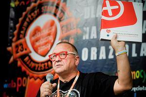 Jerzy Owsiak po skandalu w Starachowicach: Nieludzkie, brutalne, chamskie
