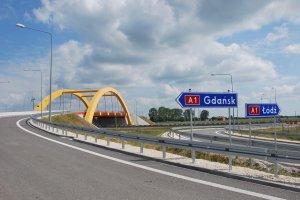 Autostrada A1 | Nowy w�ze� i otwarte bramki
