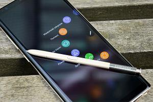 Samsung Galaxy Note 9 nowym królem smartfonów? Przecieki sugerują, że może zdetronizować iPhone'a X