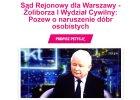 """Polacy """"gorszego sortu"""" chc� pozwa� Kaczy�skiego: """"Upokorzy� nas"""""""