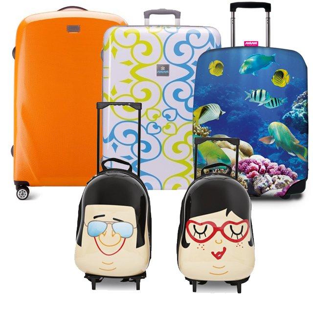 c248189a0e3f5 Kolorowe walizki