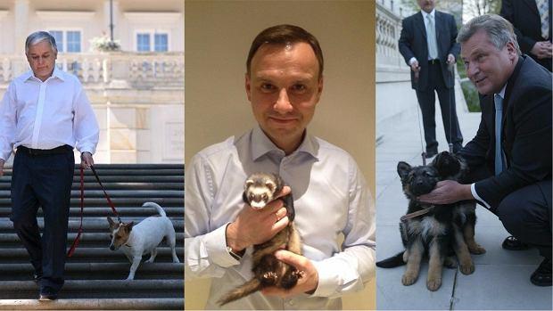 Zwierzęta prezydentów