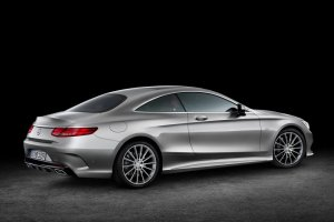 Salon Genewa 2014 | Mercedes S Coupe | Galeria