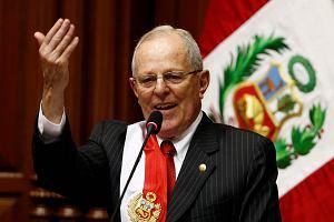Peru: Wolnorynkowiec Pedro Pablo Kuczynski zaprzysi�ony na prezydenta