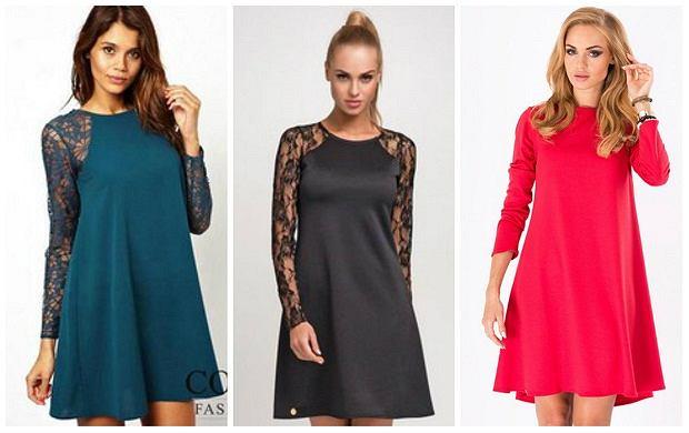ef49fafd08 Sukienki trapezowe - propozycje naszej stylistki