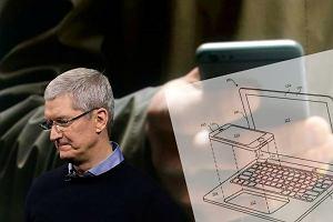 Apple ma pomysł na to, jak zamienić iPhone'a w MacBooka. To  jednak wciąż tylko proteza