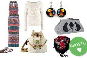 Moda w stylu folk - ubrania i dodatki z motywem słowiańskim