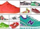 Wiosenny start, czyli przegląd sportowego obuwia