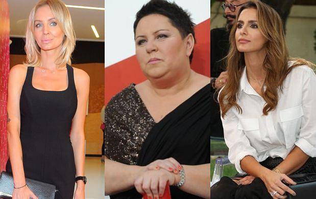 Agnieszka Szulim, Dorota Wellman, Sara Boruc