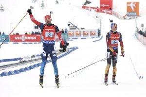 P� w biatlonie. Triumf rosyjskiej sztafety w Oslo