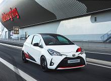 Nowy hot-hatch Toyoty urodził się w Zielonym Piekle