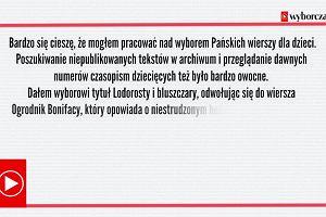 """""""Lodorosty i bluszczary"""", czyli wiersze, które zachwycą każdego"""
