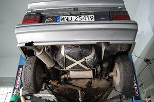 Citroen BX GTI | Kosztorys napraw