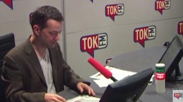 """Jan Wróbel w """"Poranku Radia TOK FM"""""""