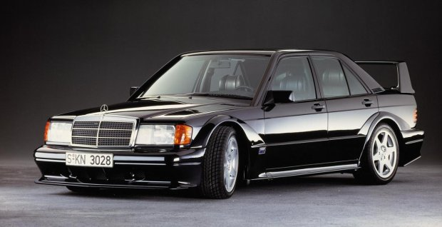 Mercedes 190 E 2.5-16 Evolution II | �wier� wieku
