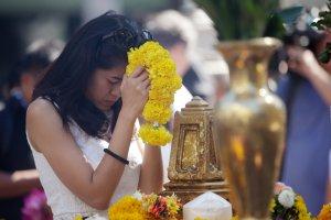 10 podejrzanych o udzia� w zamachu w Bangkoku