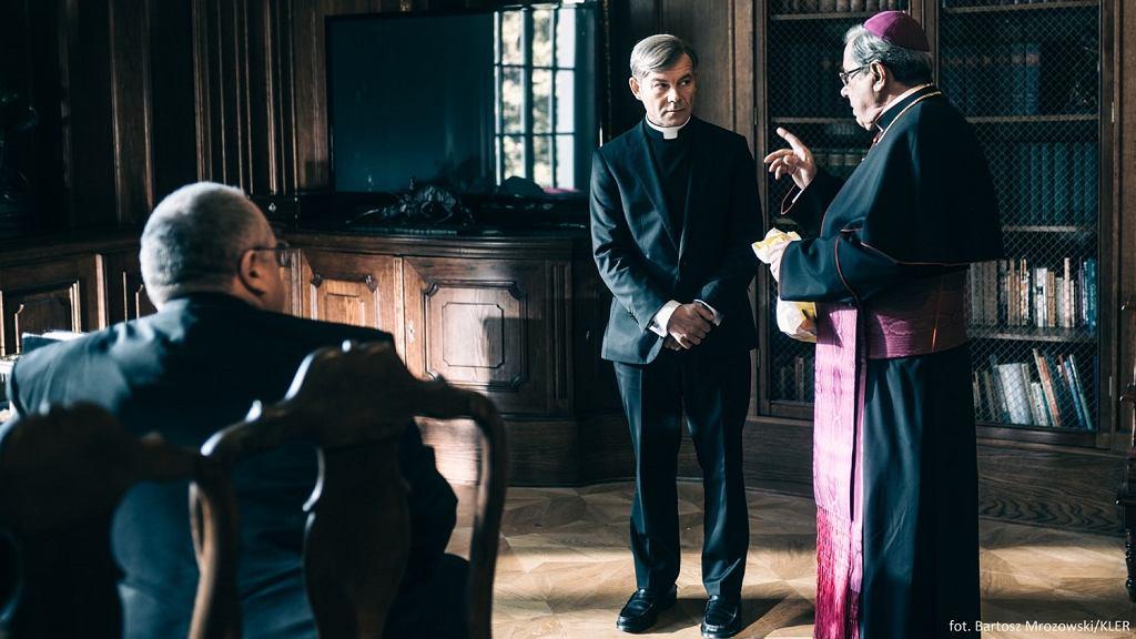 Kadr z filmu Wojciecha Smarzowskiego 'Kler' / BARTOSZ MROZOWSKI/KLER