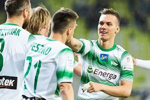 Lukas Haraslin pierwszy raz zagrał w lidze pełne 90 minut