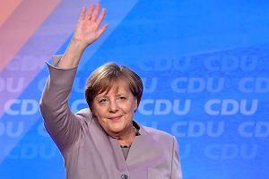 Angela Merkel, aktywistka Partii Razem