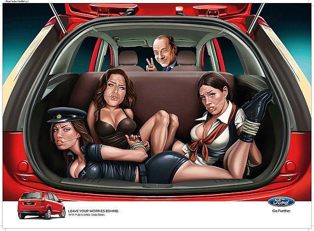 reklama Ford Figo