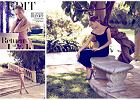 """Piękna, subtelna i kobieca Kate Bosworth dla """"The Edit"""". Sesja o wymownym tytule """"Powrót Damy"""" [ZDJĘCIA]"""