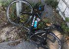 Chris Froome staranowany przez samochód. Trzykrotnemu zwycięzcy Tour de France nic się nie stało, ale grupa Sky złoży zawiadomienie na policję