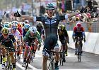 Giro d'Italia. Hiszpański kolarz wykluczony z wyścigu za uderzenie rywala
