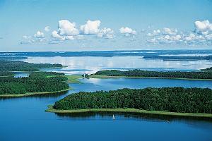Najpi�kniejsze jeziora na Mazurach [SONDA�]