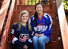 Pjongczang 2018. Hannah gra dla USA, Marissa dla Korei. Czy siostry zmierzą się na igrzyskach?