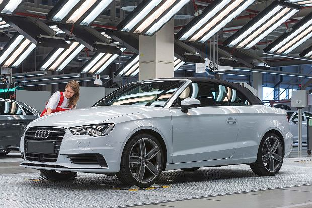 Ruszy�a produkcja Audi A3 Cabriolet